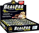 All Stars Realpro Low Sugar Bar, Peanut, 24er Pack (24 x 50 g)