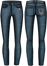 Guess Mädchen Jeanshose Skinny Fit J0105 D3XD0
