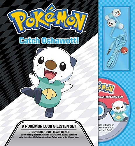 Catch Tepig! A Pokemon Look & Listen Set (Pokemon Pikachu Press) by Pikachu Press (22-Oct-2013) Paperback