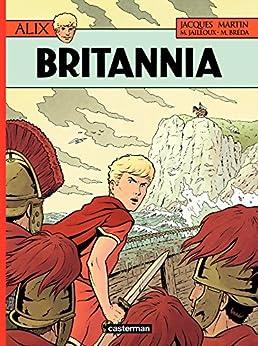 Alix (Tome 33) - Britannia
