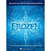 Frozen - Big-Note Piano Songbook: Music from the Motion Picture Soundtrack