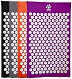 Yogibare Acupressure mat / Bed of Nails for Massage / Wellness / Relaxation and tension release