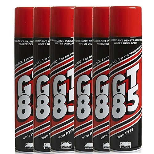 gt85-x-6-cans-ptfe-chain-lubricant-water-displacer-400ml-bicycle-bike-cycle-new
