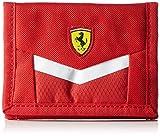 Puma Ferrari Fanwear Wallet Geldbeutel, Rosso Corsa Red, One Size