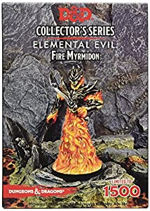 Gale Force Nine gf971038 - Juego de Cartas Temple of Elemental Evil: Fire myrmi Don