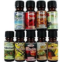 9 bottiglie profumato olio essenziale Concentrati REF