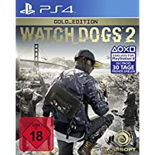 Watch Dogs 2 - Gold Edition - [Playstation 4]