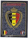 Panini EURO 2016 France - Sticker #458 (Belgien, Wappen)