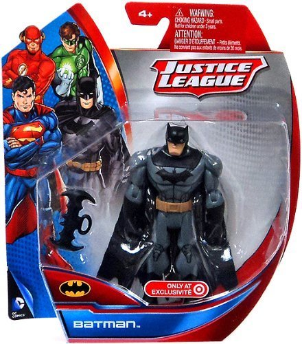 e League - Exclusive - Batman - Action Figure ()