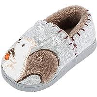 FRAUIT Pantofole Inverno Morbido Caldo Peluche Casa Ciabatte Unisex Ragazzi e Ragazze Pattini Scarpe Antiscivolo Leggero…