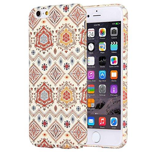 Phone case & Hülle Für iPhone 6 / 6s, National Style Pattern PC Schutzhülle ( SKU : IP6G0935E ) IP6G0935D