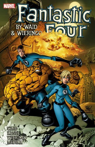 Fantastic Four by Waid & Wieringo Ultimate Collection Book 4 (Fantastic Four (Marvel Paperback)) by Mark Waid (4-Jan-2012) Paperback
