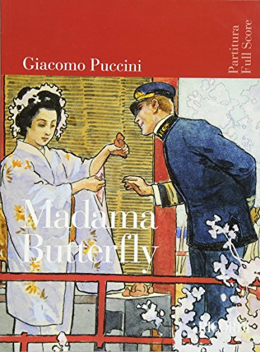 Madame Butterfly: Full Score