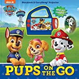 PAW Patrol Pups on the Go CarryAlong Projector