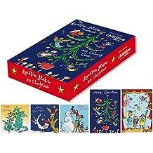 Quentin Blake Childline - Tarjetas de Navidad (20 unidades)