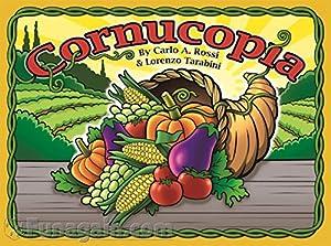 Eagle de Gryphon Games eag01249–Cornucopia, Familias Juego de estrategia