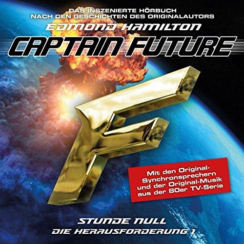 Captain Future: die Herausforderung-Folge 01 (Herausforderung Die)