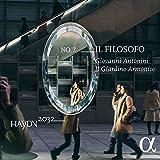 Haydn/W.F.Bach: Il Filosofo /