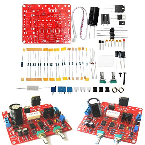 HITSAN INCORPORATION EQKIT Constant Current Power Supply Module Kit DIY Regulated DC 0-30V 2mA-3A Adjustable