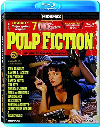 Pulp Fiction [Blu-ray] 61lbNsyhWoL