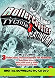 Roller Coaster Tycoon 3 Platinum (PC)