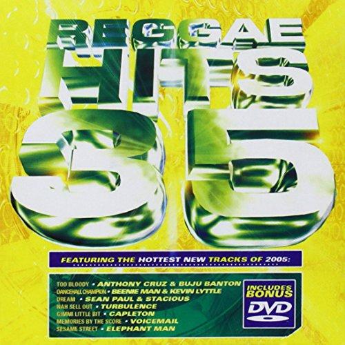 Reggae Hits Vol.35 [Bonus Dvd]