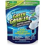 خزان صرف مياه البحر Green Gobbler موفر للبكتيريا - كمية تكفي 6 أشهر (تطبيق تذكير مجاني) إجمالي 221 جم