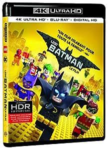LEGO BATMAN, LE FILM - BLURAY 4K [BLURAY 4K + BLURAY + Copie digitale UltraViolet] [Blu-ray]