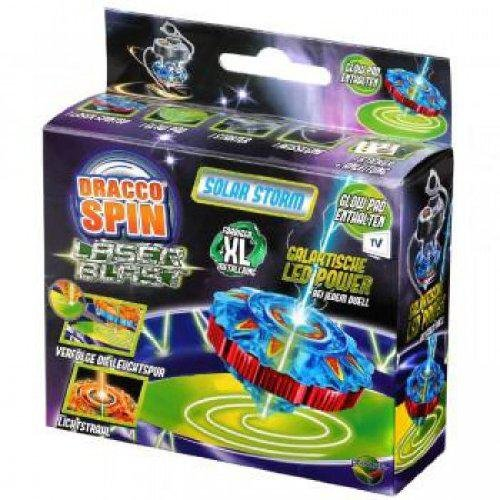 Dracco Spin - Dracco Spin Laser - Toupie lumineuse - 4895069055667 -