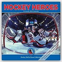 Hockey Heroes 2016 - Eishockey - 16-Monatskalender: Original BrownTrout/Wyman Publishing-Kalender [Mehrsprachig] [Kalender] (Wall-Kalender)