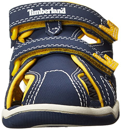 Timberland Advskr Clsdtoe, Chaussures Garçon Bleu (Bleu)