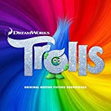 Sony Music Entertainment Cd trolls (colonna sonora)