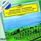 Mendelssohn: Symphonies Nos.3