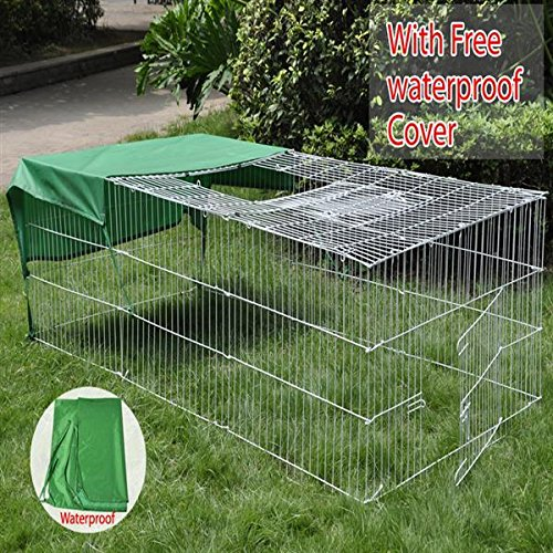 beyondfashion-s-l-xl-xxl-rabbit-guinea-playpen-with-metal-roof-enclosure-run-poultry-duck-chicken-x-