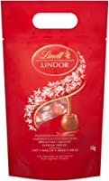 Lindt Lindor Milk Chocolate Truffles 1kg (80 Truffles)