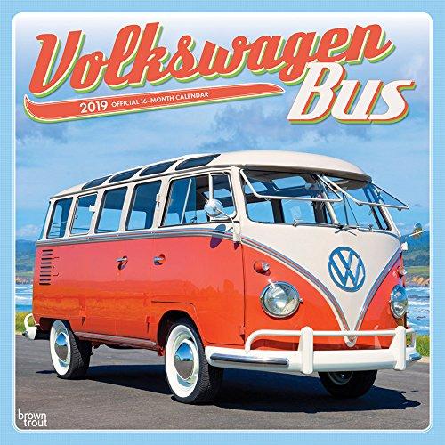 Volkswagen Bus 2019 Calendar par Inc Browntrout Publishers