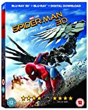 Spider-Man Homecoming [Blu-ray 3D + Comic] [2017]