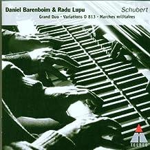 Schubert-Piano Music For 4 Hands
