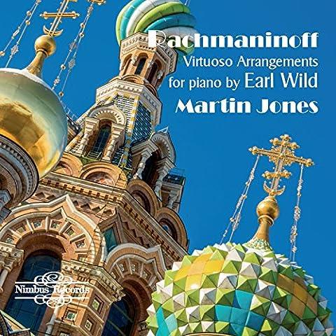 Rachmaninoff: Virtuoso Arrangements for piano by Earl Wild