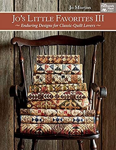 Jo's Little Favorites: Enduring Designs for Classic-quilt Lovers