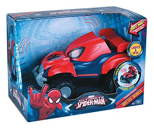 MTW-Toys-20603-Marvel-Ultimate-Spiderman-Verwandlungs-Fahrzeug