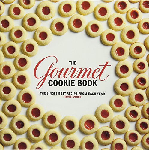 Gourmet-single (The Gourmet Cookie Book: The Single Best Recipe from Each Year 1941-2009)