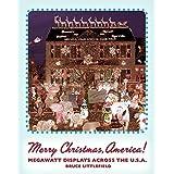 Merry Christmas, America!: Megawatt Displays Across the U.S.A. by Bruce Littlefield (2007-10-30)