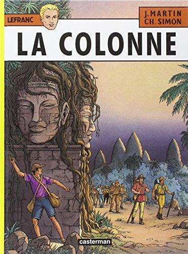 Lefranc, tome 14 : La Colonne