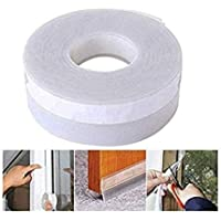 Litenyx Door Sealing Strips for Seal Sound Proof, Insect, Window Tape for Home Bottom Rubber Sealing Sticker Seal Strip…
