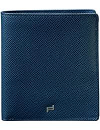 Porsche Design French Classic 3.0 Bill Fold V11 Monedero 12 cm, color dark blue S16, tamaño talla única