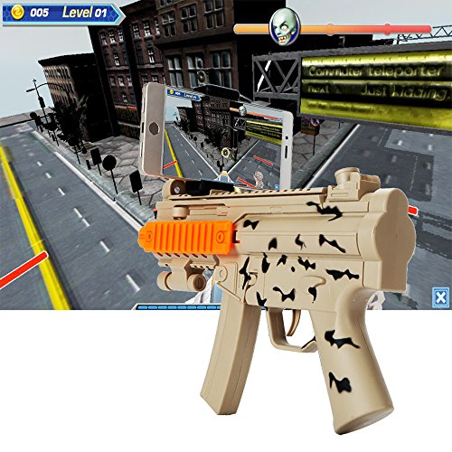 c1a939280011 AR Game Gun Augmented Reality Controller Bluetooth Gun Toy Iphone Gamepad  for Eletronic Toys for about