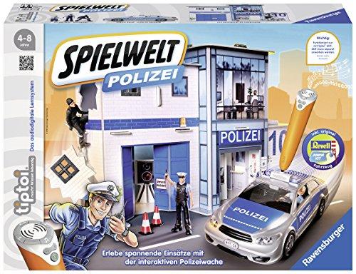 TipToi Sets 2016 - Polizei, Feuerwehr und Co.