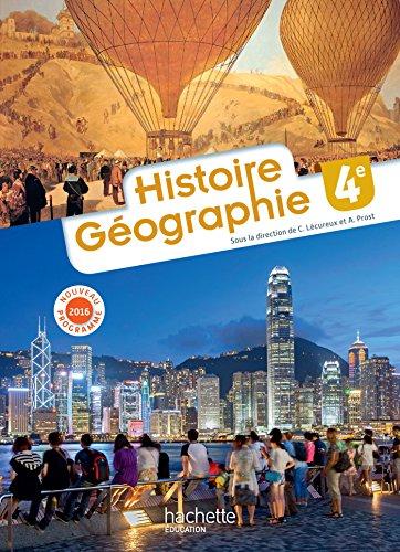 Histoire - Gographie 4e