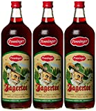 Penninger Jagertee mit echtem Jamaica-Rum, 3er Pack (3 x 1 l)
